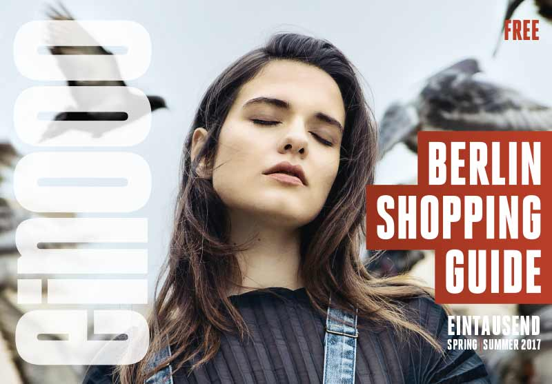 ein000 Berlin Shopping Guide - Gewinnaktion