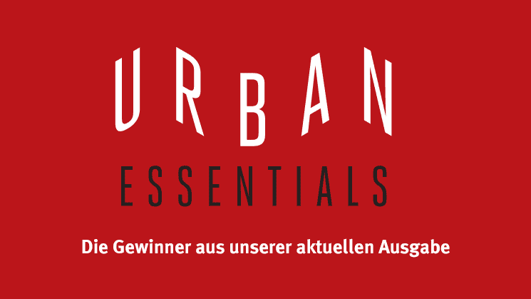Gewinner Urban Essentials