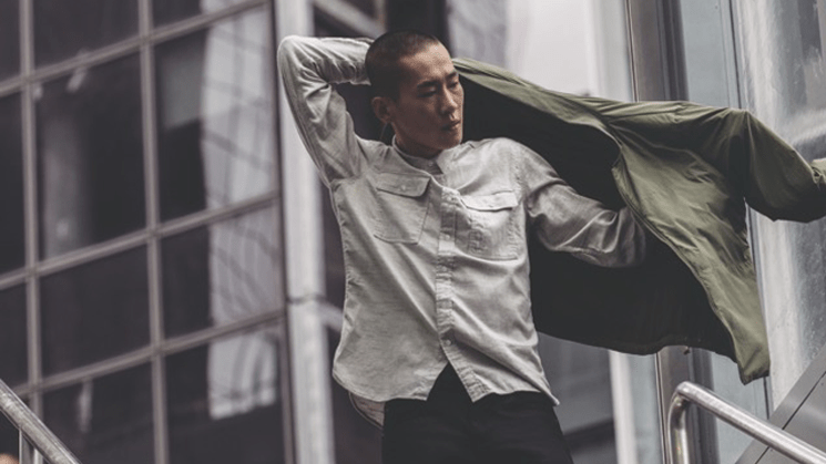LEVI'S® COMMUTER™ FOR URBAN LIFESTYLE