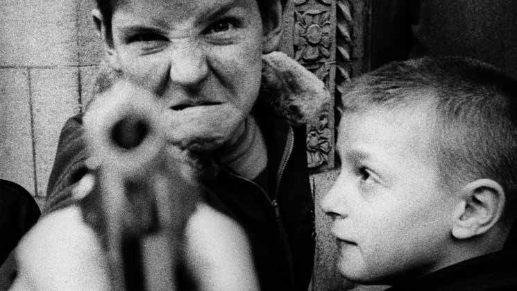WILLIAM KLEIN – PHOTOGRAPHS AND FILMS