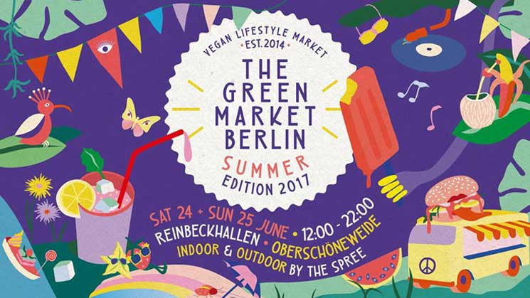 THE GREEN MARKET SUMMER EDITION