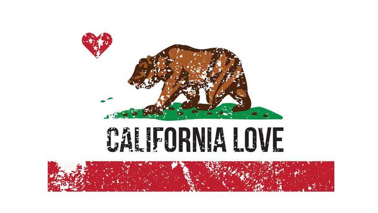 CALIFORNIA LOVE BBQ BEI STRAWBERRY