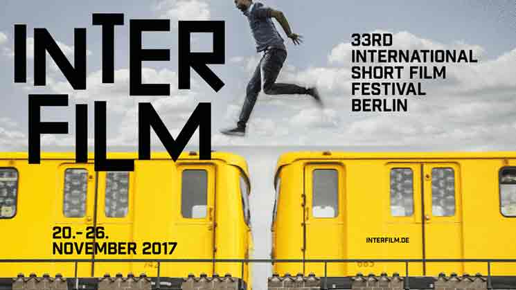 INTERFILM 33. INTERNATIONALES KURZFILMFESTIVAL BERLIN