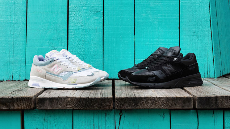 "NEW BALANCE X OVERKILL – ""BERLIN – CITY OF VALUES"" PACK"