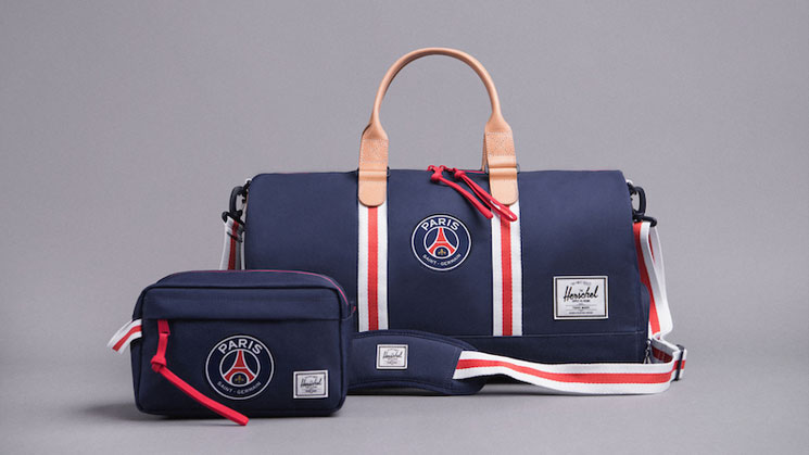 HERSCHEL SUPPLY X PARIS SAINT-GERMAIN