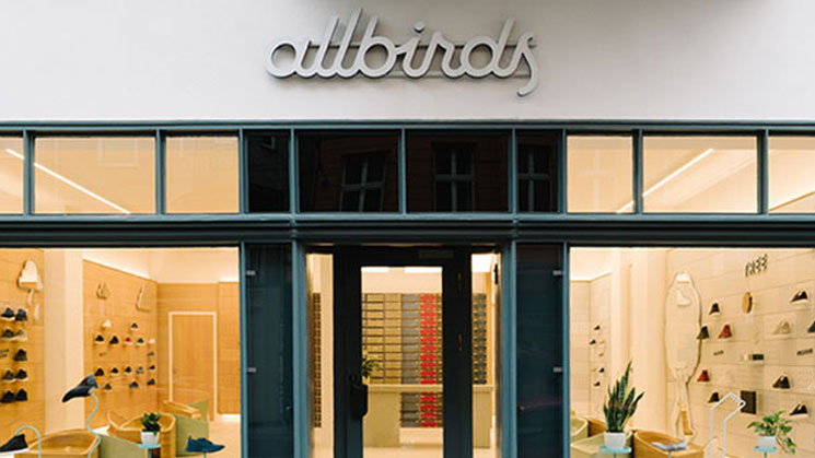 ALLBIRDS STORE OPENING IN MITTE