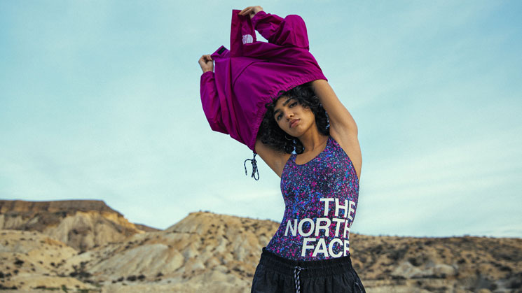 THE NORTH FACE: RETRO CLIMB