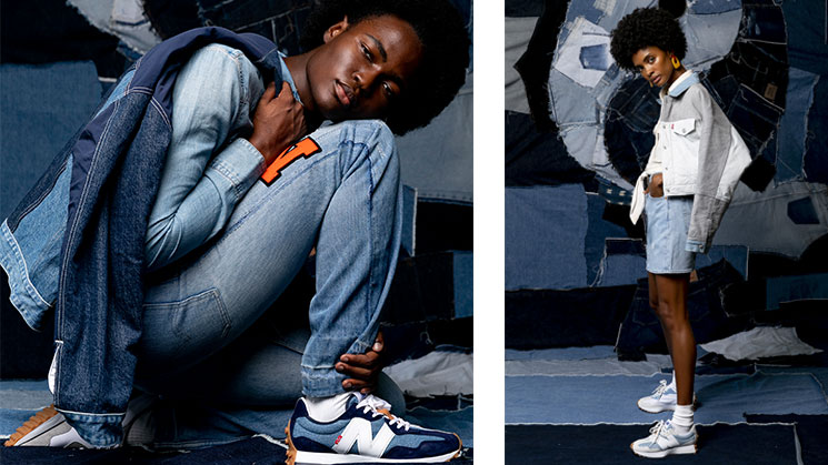 LEVI'S UND NEW BALANCE – HERBST/WINTER KOLLEKTION 2020