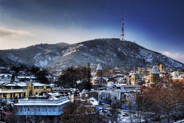 برج التلفزيون تبليسي