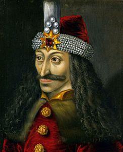Vlad Tepes, alias Dracula