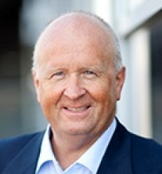 Olav Linga konsernsjef Haugaland Kraft