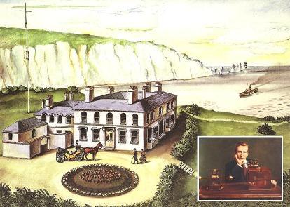 Toyal Needles Hotel Alum Bay Isle of Wight