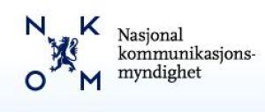 NKOM- logo