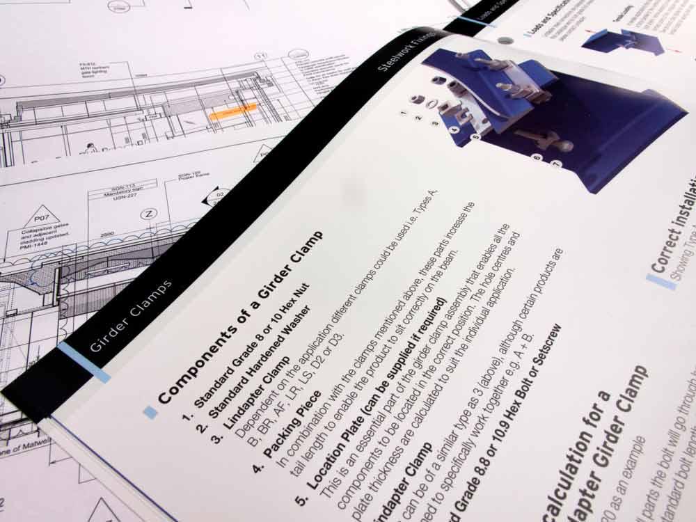 Cómo crear un buen catálogo industrial