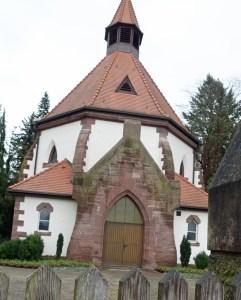 Friedhofskapelle in Einbeck. Archivfoto: Frank Bertram