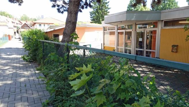 Kindergarten an der Münstermauer. Archivfoto: Frank Bertram