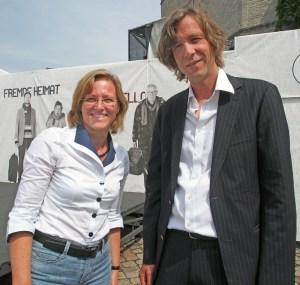 Dr. Sabine Michalek, Christian Doll.