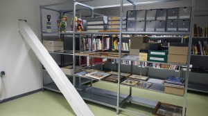 Einer der beiden Magazin-Räume im Stadtmuseum Einbeck.