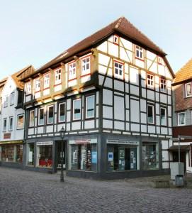 Das EinKiFaBü am Hallenplan in Einbeck. Archivfoto