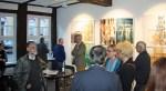 """Bei der Eröffnung der """"Art Lounge Newcomer"""". Foto: KWS Saat SE"""