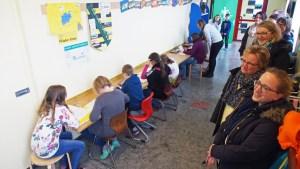Eltern kritisieren Raumnot in Grundschule Kreiensen: Die Kinder müssen teilweise im Flur unterrichtet werden, weil der Platz nicht ausreicht.
