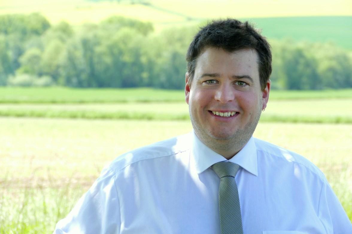 Michael Spallek (36) möchte Bürgermeister in Dassel werden. Foto: FDP