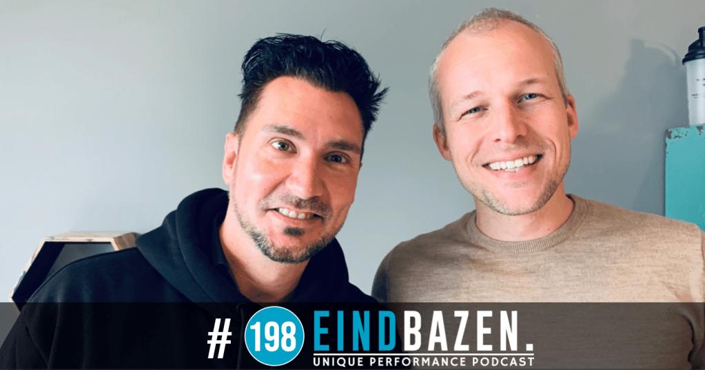Podcast #198 Guido Weijers - Oudejaars conference 2020, onintelligente lockdown en ondernemen als cabaretier Facebook