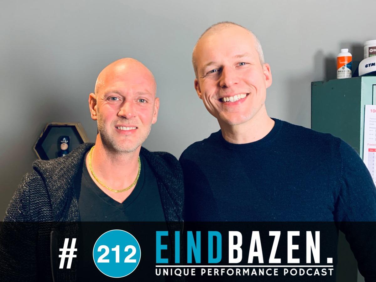 Podcast #212 Wouter Tavvechio - De diepere betekenis achter ID&T en Qdacne Wordpress