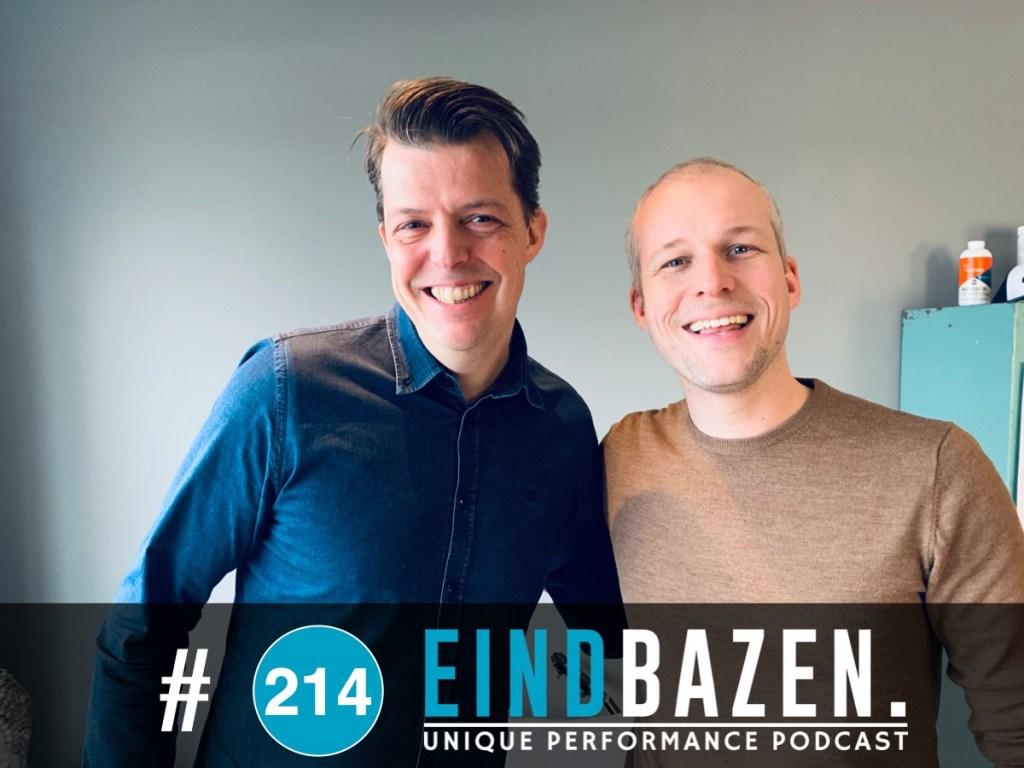 Podcast #214 Mark Verhees - Punitiviteit, dankbaarheid en hoe je om gaat met het verlies van een dierbare Wordpress