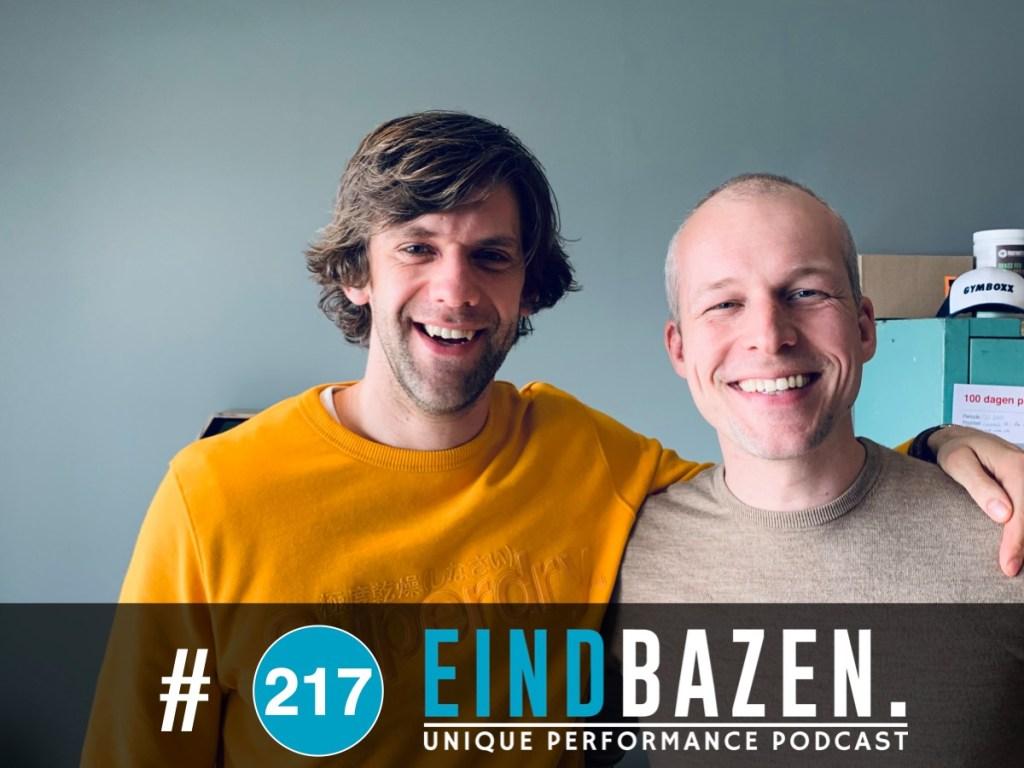 Podcast #217 Jesse van der Velde - De reis van ondernemer naar healer Wordpress