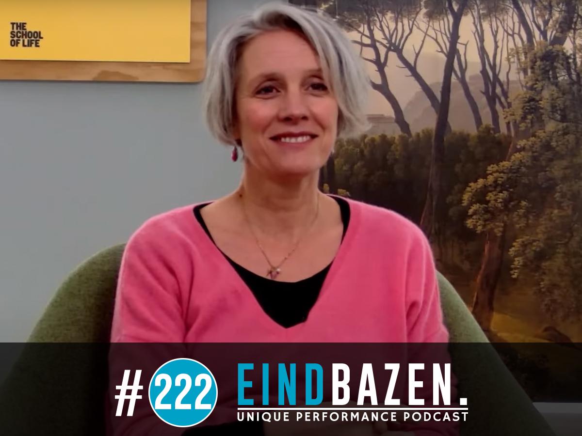Podcast #222 Josine Peters - Over The School of Life, oude wijsheden in een nieuw jasje Wordpress