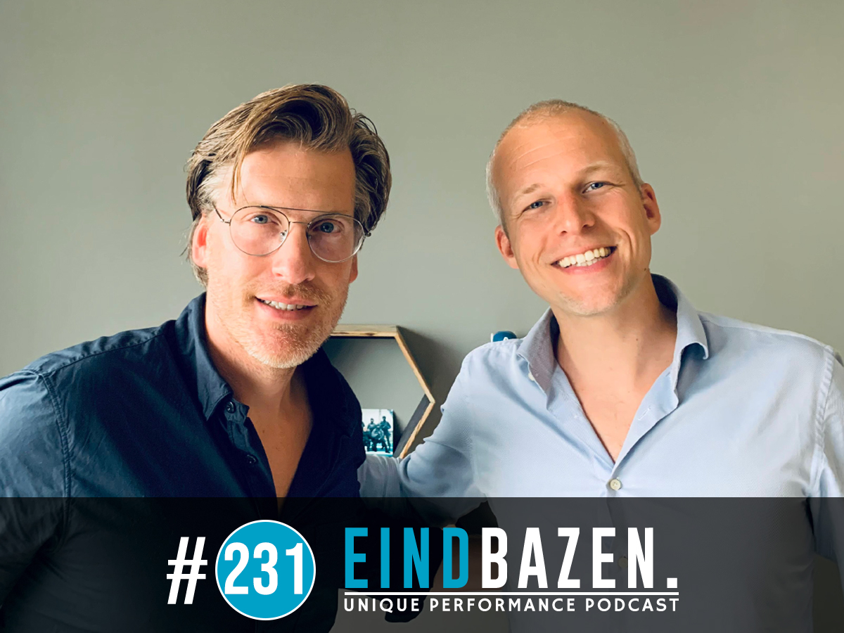 Podcast Niels Houtepen - De corporate illusionist met een specialisme in hypnose, marketing, psychologische experimenten en neurolinguïstisch programmeren Wordpress