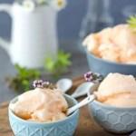 Granita Siciliana mit Guantalup Melone. Frisch, lecker, kalorienarm. Recipe also in english!
