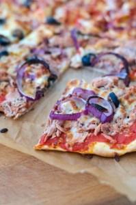 Synchronbacken #12 Pizzateig