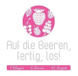 Sieben Blogger, sechs Beeren, 42 Rezepte!