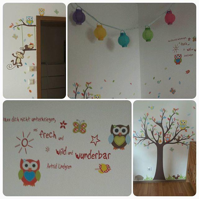Homestory unser kinderzimmer ist bunt gebraucht und chaotisch - Kinderzimmer bunt ...