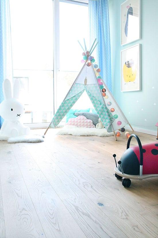 Zelt-und-Käfer #Homestory: Christine und Leo lieben Miffy