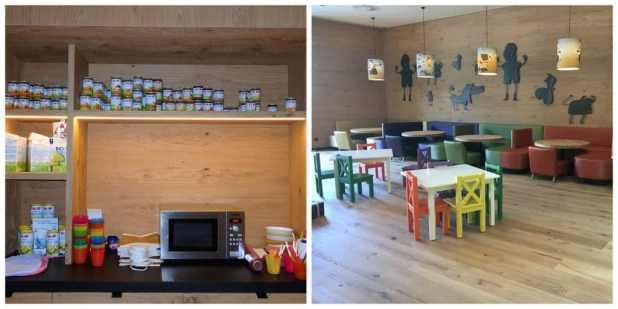 Dachsteinkönig-EssenKinder-1024x512 Wir testen das Familienhotel Dachsteinkönig in Gosau