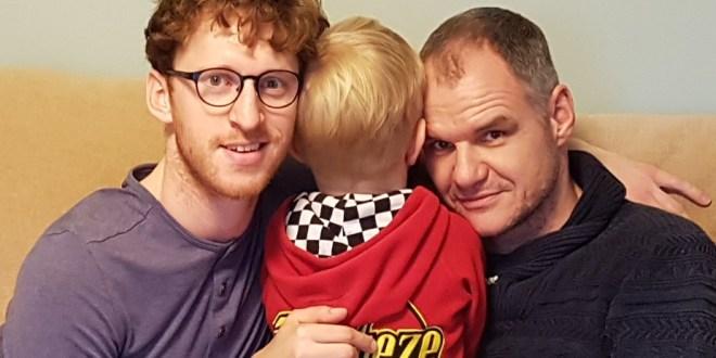 Papa & Papi – kurz Papapi