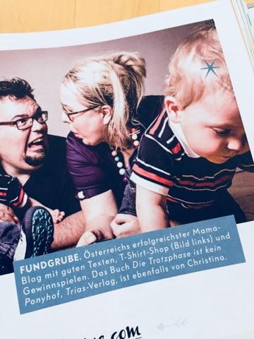 mamablog-österreich-christina-tropper-einer-schreit-immer Pressespiegel