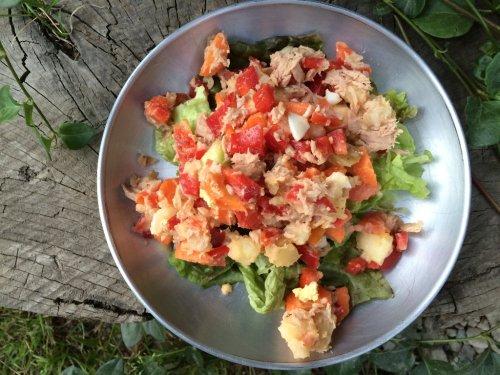 Gruener-Kartoffelsalat