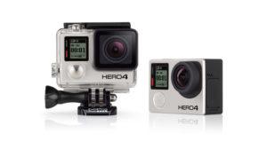Geschenkidee für Weihnachten GoPro Hero 4 Action Kamera 2