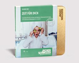 Erlebnis-Box 'Zeit fuer Dich'