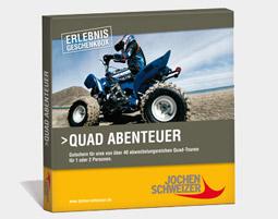 Erlebnis-Geschenkbox 'Quad Abenteuer'