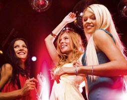Coyote Ugly deine Party im Saloon – Junggesellinnen-Abschied fuer bis zu 30 Girls