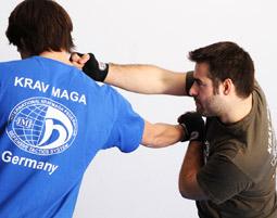 Krav Maga Training fuer Einsteiger