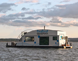Wellnessboot Sunset-Tour auf dem Wannsee fuer 2