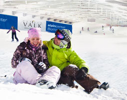 Wenn der Skifahrer nicht zum Berg kommt…