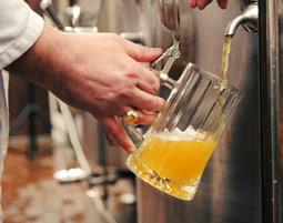 Helles Bier bringt helle Freude!