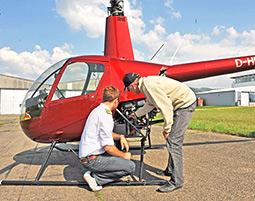 Setzen Sie den Grundstein Ihrer Piloten-Karriere!